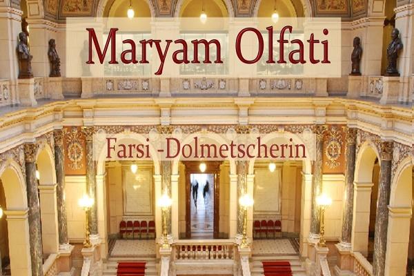 Farsi Dolmetscher und Persisch Übersetzer M. Olfati